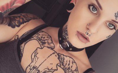 Viola Tetoválásai